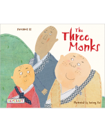 The Three Monks (hardcover) Trade Book
