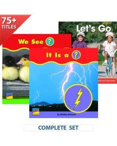Comprehension Skill Bag #1 Retell Facts Levels A-B (1-2)