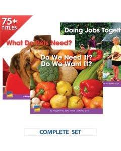 Comprehension Skill Bag #8 Make Inferences Levels F-G (9-12)