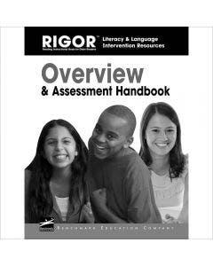 RIGOR 1&2: Overview and Assessment Handbook Handbook