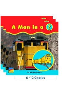 A Man in a (?) - 6-Pack