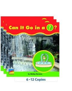 Can It Go in a (?) ? - 6-Pack