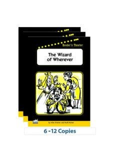 The Wizard of Wherever - 6-Pack