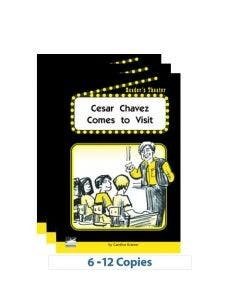 Cesar Chavez Comes to Visit - 6-Pack