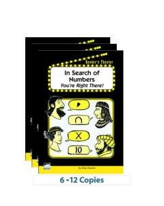 In Search of Numbers - You're Right There! - 6-Pack