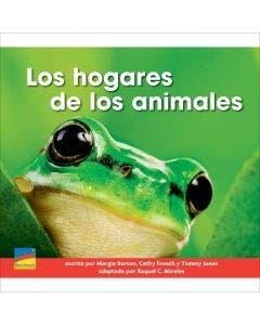 Los hogares de los animales - 6-Pack