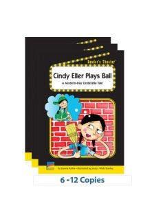 Cindy Eller Plays Ball: A Modern-Day Cinderella Tale - 12-Pack
