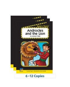 Androcles and the Lion: An Aesop's Fable - 12-Pack