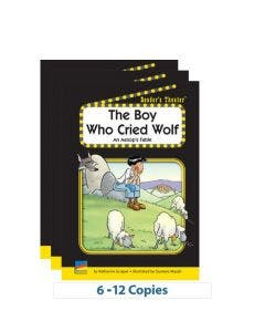 The Boy Who Cried Wolf: An Aesop's Fable - 12-Pack