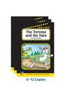 The Tortoise and the Hare: An Aesop's Fable - 12-Pack