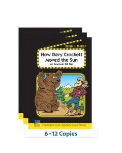 How Davy Crockett Moved the Sun: An American Tall Tale - 12-Pack
