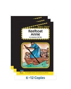 Keelboat Annie: An American Tall Tale - 12-Pack