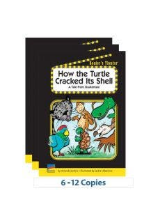 How the Turtle Cracked Its Shell: A Tale from Guatemala - 6-Pack