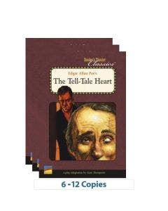 The Tell-Tale Heart - 6-Pack