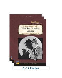 The Red-Headed League: A Sherlock Holmes Mystery - 12-Pack