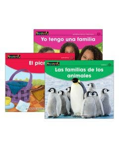 Spanish Early Rising Readers Collection with E-Book 1-Year Subscription