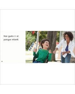 Spanish Early Rising Readers - Cognitive Development/Social Studies with E-Book 1-Year Subscription