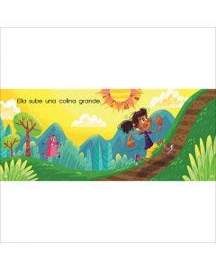 Spanish Early Rising Readers - Physical Development with E-Book 1-Year Subscription