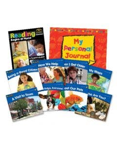 Read Alone and Together Content Area Kit - Social Studies Dealer Version