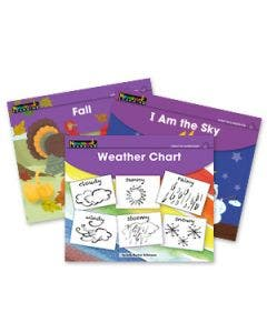 Early Rising Readers Creative Expression Single Copy Set