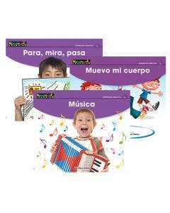 Spanish Early Rising Readers: Creative Expression Single-Copy Set