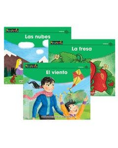 Spanish Early Rising Readers: Science Single-Copy Set