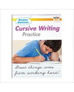Mindset Moments: Cursive Handwriting Practice Gr. 2-3 Reproducible