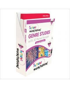 Instant Workstations: Genre Studies with 30 Paired Passages Grade 2 Set