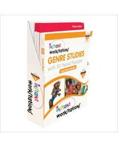 Instant Workstations: Genre Studies with 30 Paired Passages Grade 3 Set
