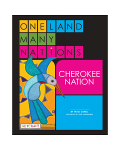 One Land, Many Nations: Volume 1 (hardcover) Trade Book