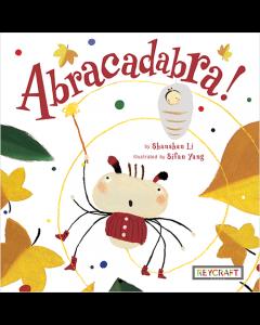 Abracadabra (hardcover) Trade Book