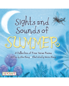 Sights and Sounds of Summer (hardcover) Trade Book