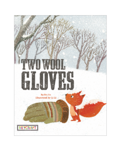 Two Wool Gloves (paperback) Trade Book