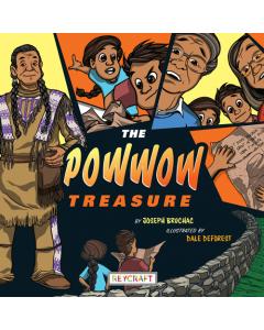 The Powwow Treasure (hardcover) Trade Book