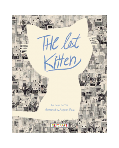 The Lost Kitten (paperback) Trade Book
