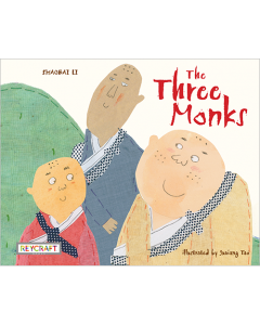 The Three Monks (paperback) Trade Book