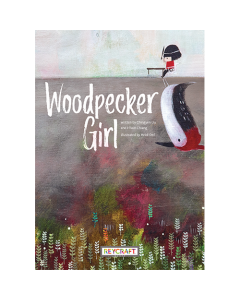 Woodpecker Girl (paperback) Trade Book