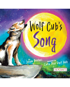 Wolf Cub's Song (paperback) Trade Book
