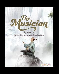 The Musician (hardcover) Trade Book