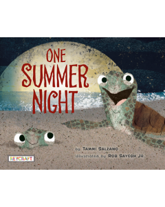 One Summer Night (hardcover) Trade Book