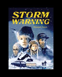 Storm Warning (hardcover) Trade Book