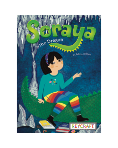Soraya and the Dragon (hardcover) Trade Book
