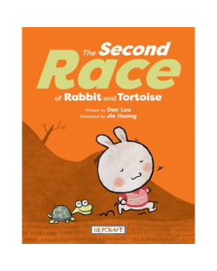 The Second Race of Rabbit and Tortoise (hardcover) Trade Book