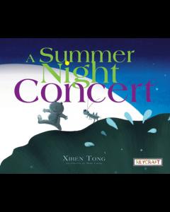 A Summer Night Concert (hardcover) Trade Book