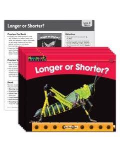 Longer or Shorter? - 6-Pack