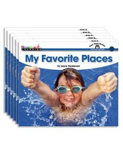 My Favorite Places - 6-Pack