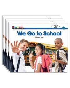 We Go To School - 6-Pack