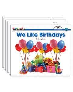We Like Birthdays - 6-Pack