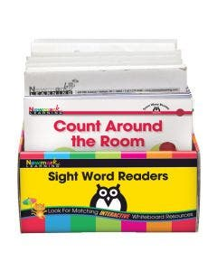 Sight Word Readers Math Collection