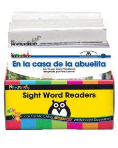 Spanish Sight Word Readers Social Studies Collection